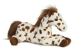 Aurora World Flopsie Horse/Scout Plush Measures long Poly bean filling is double bagged for safety Soft plush is great for cuddling Horse Sweatshirts, Plush Horse, Equestrian Supplies, Grey Dog, Appaloosa Horses, Pallet Creations, Horse Girl, Beautiful Horses, Aurora