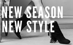 Refresh and revamp for the new season with suede fringing, autumnal shades, biker detailing and piles of attitude.
