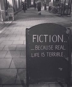 Fiction – Because Real Life Is Terrible – Writers Write 》》》True tho Dungeons E Dragons, Quotes Arabic, Out Of Touch, Mood, Book Nerd, Writing Inspiration, Love Book, Book Quotes, Book Lovers