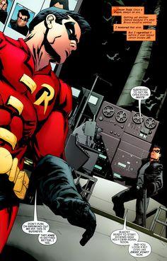 """""""Jason Todd. Once a Robin, always an ass."""""""