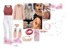 """""""Untitled #574"""" by xxotterspacexx on Polyvore featuring Topshop, Vans, Good Charma and Forever 21"""