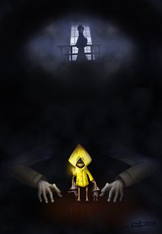 Little Nightmares by Sh3ikha