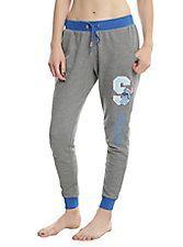 Disney Lilo & Stitch Ohana Girls Jogger Pants,