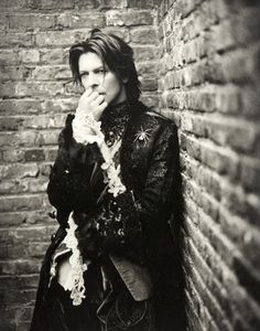 David Bowie  by Mark Seliger , NYC, 1999