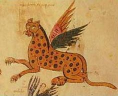 Project: Medieval Bestiary- There be Dragons! (Apr-May 09) - WetCanvas
