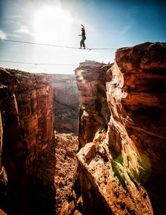 http://share-the-way.com/ Highline - Extreme Outdoor Sports