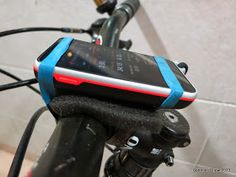 A blog about camping in Taiwan and outdoor activities Bike Mount, Bike Handlebars, Outdoor Activities, Outdoor Gear, Smartphone, Biking, Taiwan, Diy, Camping