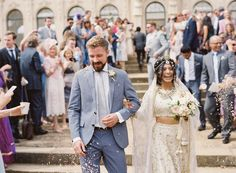 Preena + Matt | South Asian Wedding Blog | Think Shaadi