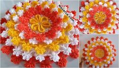 5 KATLI ÇİÇEKLER İLE YENİ SABUN LİFİ TASARIMI Weird Shapes, Crochet Motif, Crochet Earrings, Diy Crafts, Creative, Jewelry, Crochet Flowers, Crochet Accessories, Throw Pillows