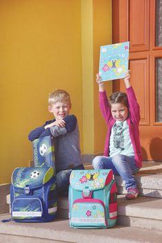 Hurá do školy. Kolekce školních aktovek pro prvňáčky 2016, schoolbag for kids new collection 2016 #schoolbag #kids #school