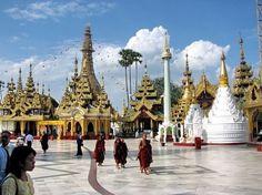 Пагода Шведагон (Мьянма) - Путешествуем вместе