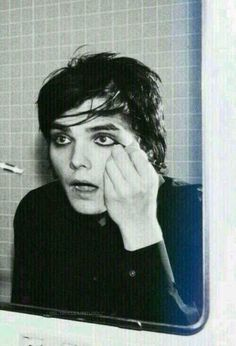 Gerard Way | I need to stop pinning so much MCR stuff. Sorry, guys. It's a problem, I freely admit =)