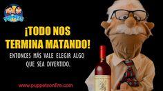 Todo nos termina matando! #todonosmata #todonosterminamatando #meme #memesdivertidos #chistes #chistes #chistescortos #chistesdivertidos #losmejoreschistes #memes #funnymemes #títeres #titeres http://ift.tt/2mGYExL