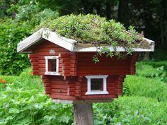 Vogelhaus - Wohnen und Garten Foto