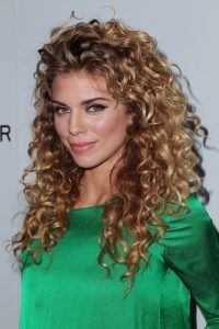Image result for annalynne mccord natural hair