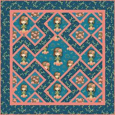 Free eQuilter Pattern - Kimmidoll Yuna  http://www.equilter.com/pattern/819/kimmidoll-yuna?fn=pa_20170302194843