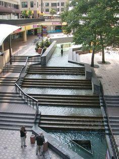 oakland oaklandfph shopping fountain architecture walkway oakdownfph