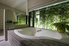 注文住宅で実現する理想のバスルーム|テラジマアーキテクツ 建築家作品集