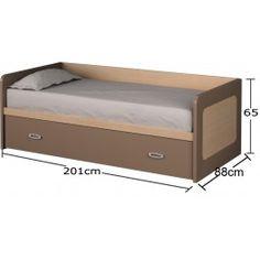 Camas nido on pinterest triple bunk beds nova and ideas for Cama 80x190