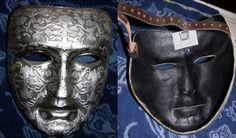 Kingdom of Heaven mask of King Baldwin  IV.