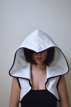 Reversible Assassin's Creed Hoodie Bolero  by sexyDEATHparty, $50.00