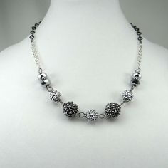 new new new...cavossa designs - Glitter in the air necklace, $32.00 (http://www.cavossadesigns.com/glitter-in-the-air-necklace/)