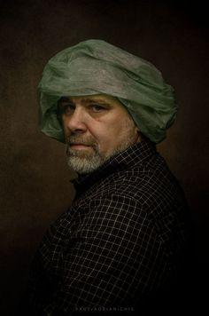 UNCONVENTIONAL PORTRAIT  by Paul Adrian Chis
