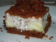 Krtkova torta na plechu (fotorecept) Pavlova, Tiramisu, Food And Drink, Pasta, Ethnic Recipes, Tiramisu Cake, Pasta Recipes, Pasta Dishes