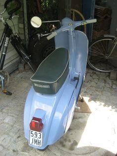 Vespa 50N 1968