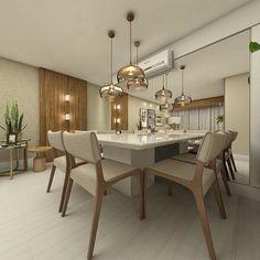Sala de Jantar | Projeto @claudiny