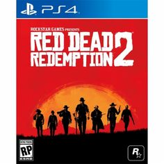 Red Dead Redemption 2 - PlayStation 4 - Front Zoom