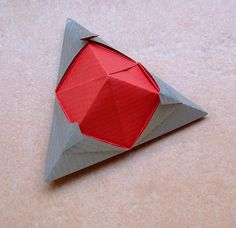 Origami simple origami and boxes on pinterest
