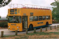 Bournemouth Transport 137 Blue Bus, Bournemouth, Busses, Chevrolet Trucks, Public Transport, Coaches, Transportation, British, Tours