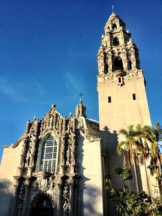 My fave building at Balboa Park, the San Diego Museum of Man.(c) GTH & Nathan DePetris
