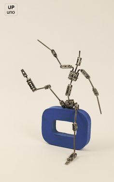 UPuno - Tim - Stop motion armature starter kit
