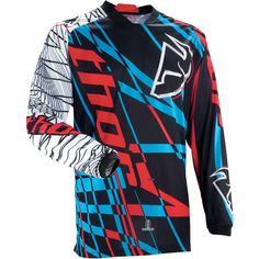 Thor Phase S13 Coil LTD Edition Motocross Jersey  Description: The Thor Phase 2013 Coil Motocross MX Shirt is packed       with features..              Specifications include                       Shaped knit cuffs and collar for less restriction                    100% polyester moisture wicking micro-mesh construction                   ...  http://bikesdirect.org.uk/thor-phase-s13-coil-ltd-edition-motocross-jersey-4/
