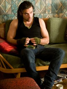 Aidan Turner as Mitchell in Being Human (UK)