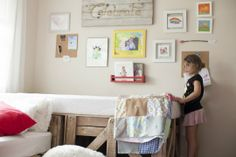 Aliyah and Brayden's Thrifty Merged Space My Room | Apartment Therapy