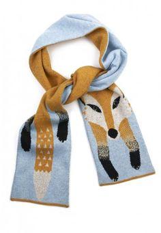 Foulard Yumi disponible chez Jupon Pressé à l'automne 2013! https://www.facebook.com/pages/Jupon-Pressé/116126078409453?fref=ts