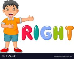Cartoon little boy pointing to his right with the vector image on VectorStock Clipart Gallery, Printable Tags, Cartoon Pics, Little Boys, Adobe Illustrator, Vector Free, Clip Art, Pdf, English
