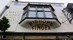 Bishop's Finger, Canterbury | by tizzie