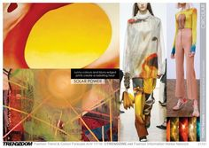 TRENDZOOM: Fashion Trend & Colour Forecast A/W 17-18 - Tendencias (#692486)