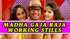 "Vishal Starring ""Madha gaja Raja"" Stills  ll Latest Tollywood Photo Gallery"