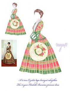 Vanda's Secret Wardrobe - Princess Elisabeth dress by maya40.deviantart.com on @deviantART