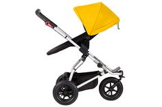 Mountain Buggy Swift Pushchair Review - 3-wheelers & ATPs Reviews - Pushchairs & travel systems - MadeForMums Page 4