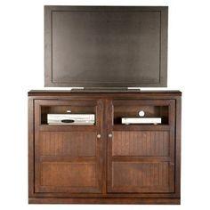 Eagle Furniture Coastal 55 in. Flat-Panel Entertainment Center - 72552PLCR, EAGL221