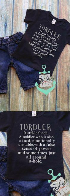 toddler shirt,turdler,sassy shirt,funny tshirt,toddler boy shirts,toddler boy clothes,toddler girl clothes,toddler girl shirts,funny toddler, kids fashion, #ad #girlfashionkidstoddlers