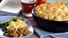 The smart cooking sidekick that learns what you like and customizes the experience to your personal tastes, nutritional needs, skill level, and more. Shepards Pie Easy, Best Shepherds Pie Recipe, Turkey Shepherds Pie, Cheesy Recipes, Real Food Recipes, Homemade Shepherd's Pie, Chocolate Pie Recipes, Cottage Pie, Chicken Parmesan Recipes