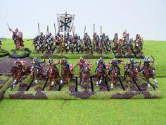 Byzantine Cavalrymen