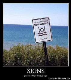 Random Enthusiasm 12 Accidentally Hilarious Signs